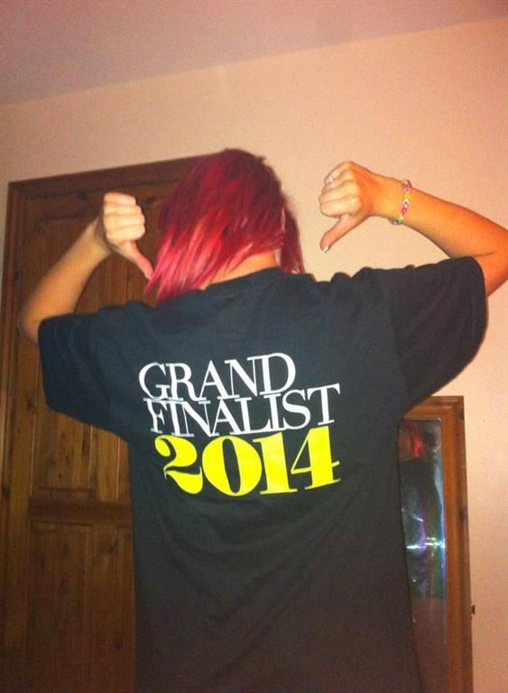 So we made it to the Grad Final. #lorealcolourtrophy. Hairdressers in Berkhamsted - Steve Lupton Hair News page