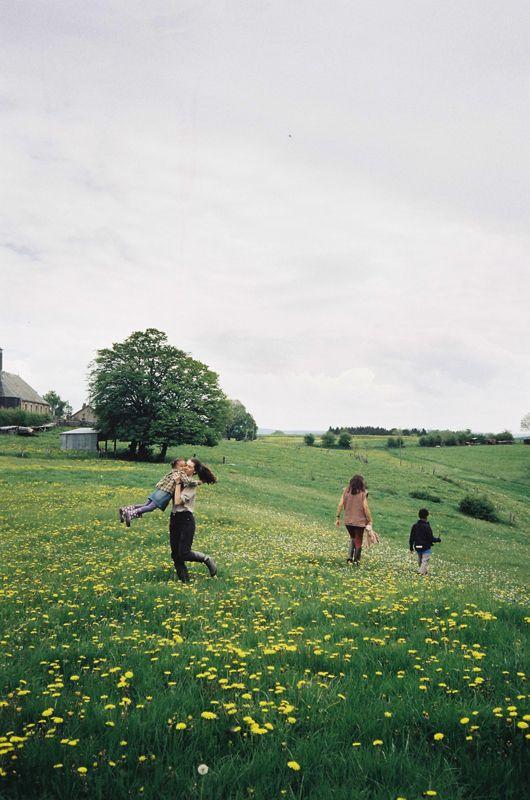 Une journée à la campagne
