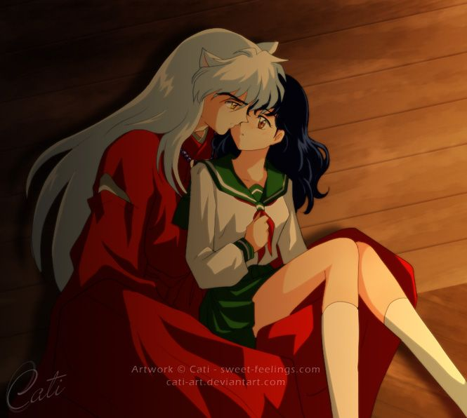 212 Best Images About Inuyasha Inuyasha X Kagome On: 163 Best Inuyasha And Kagome Images On Pinterest