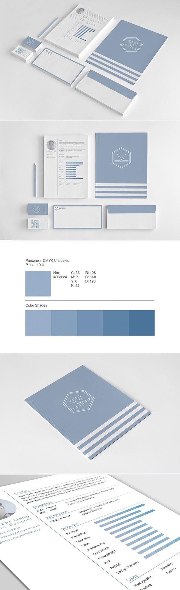 CV Branding