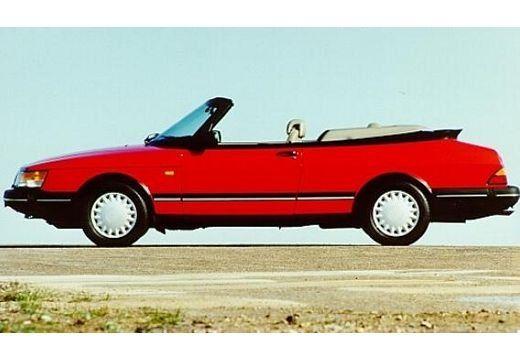 SAAB 900 900i 16 Cabriolet 2.0