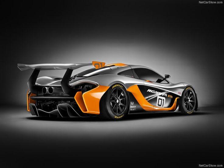 McLaren-P1_GTR_Concept_2014_Rear Angle