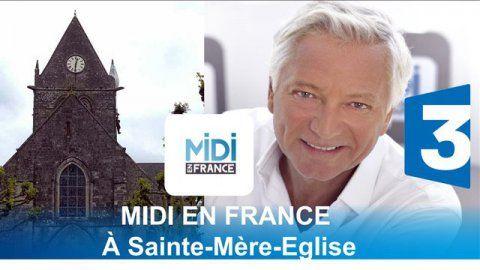 «Midi en France» tous les matins à 10h50 sur FR 3