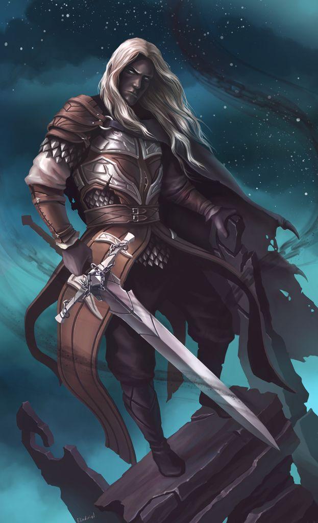 Anomander Rake by Elindiriel