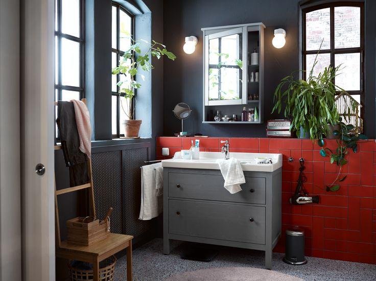 ikea deutschland das badezimmer als wohlf hloase mit dem. Black Bedroom Furniture Sets. Home Design Ideas