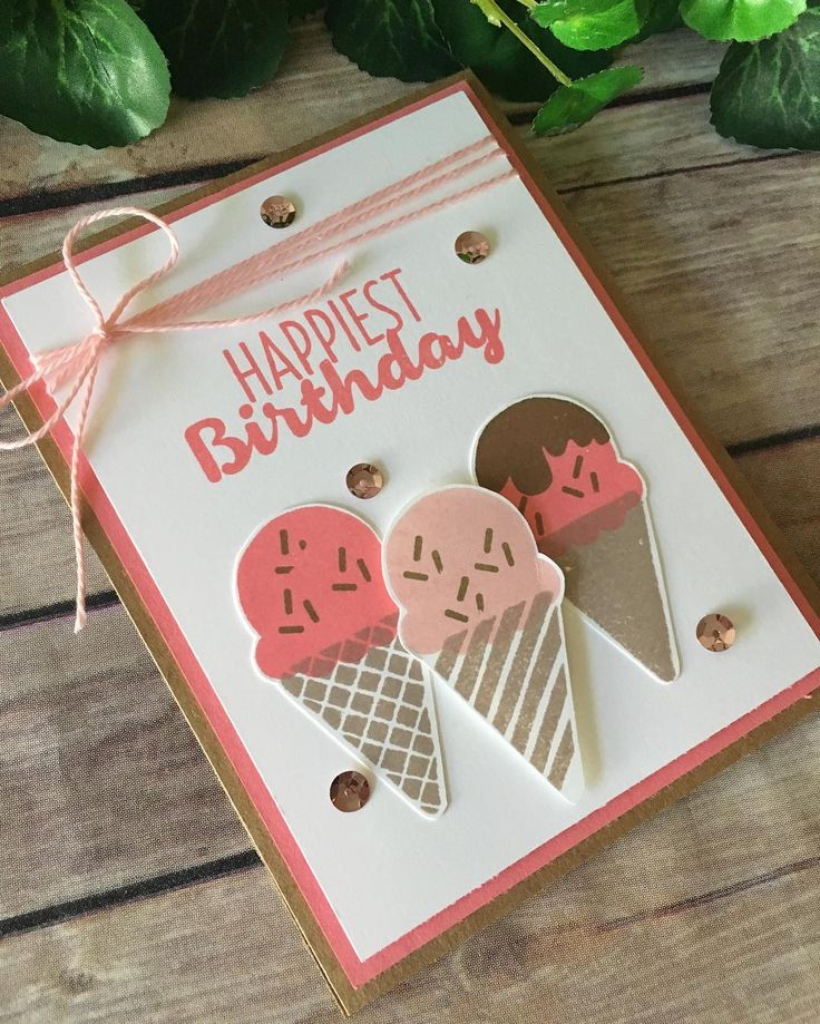 1000+ Ideas About Birthday Cards On Pinterest
