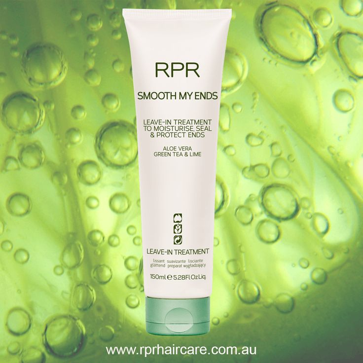 Suffer from split ends? Looking for a split end treatment? RPR Smooth My Ends is a smoothing leave-in treatment to moisturise, seal and protect split ends, while also reducing frizz. With aloe vera, green tea and lime, flyways and frizzy ends will be smoother, sleeker and shinier all day long! Visit our website to find out more. #rprhaircare #rpr #leaveintreatment #splitends #smoothmyends