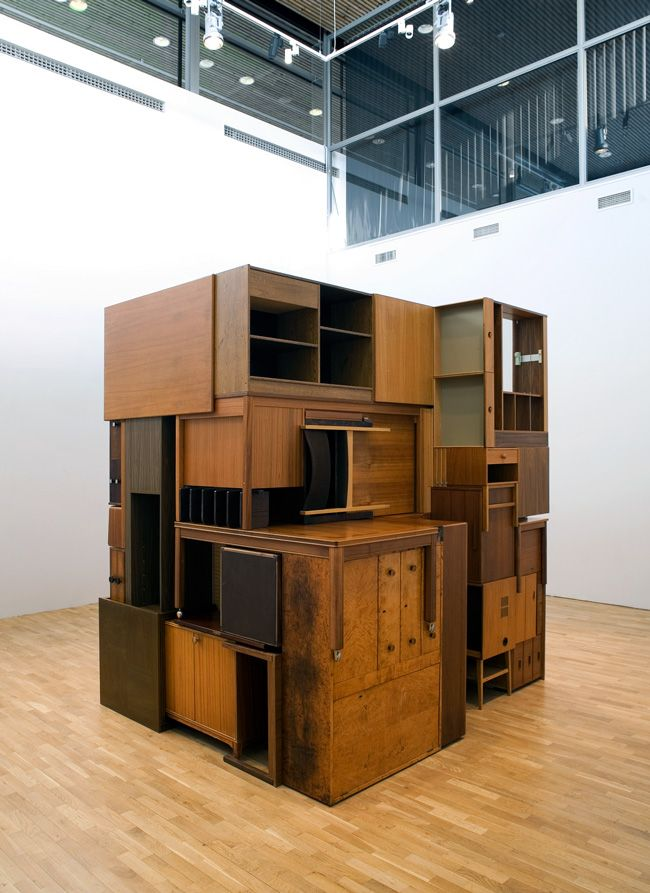 Four Hundred Shades of Brown II, 2010 | Michael Johansson