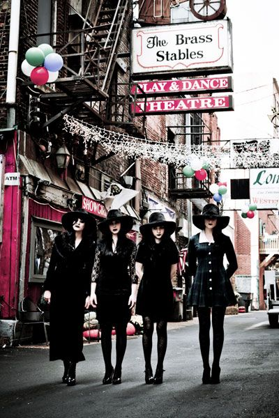 The Black Belles I love the psyche sound and that they are girls!!
