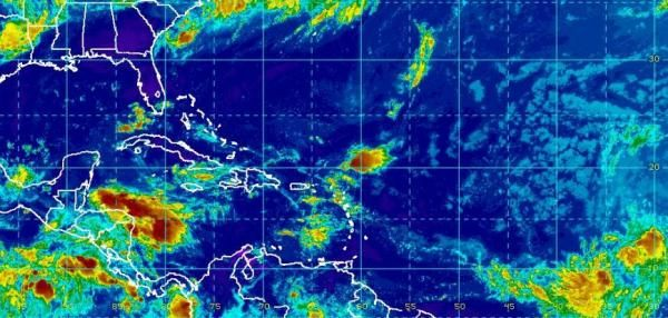 The National Hurricane Center on Tuesday said there was a 70 percent chance of a tropical depression forming in the Atlantic Ocean in the…