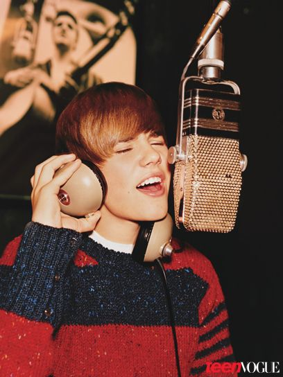 """Justin Bieber    #imagine Justin dragging you along to the studio. He tells you """"Babe, listen to this song, I wrote it just for you"""""""