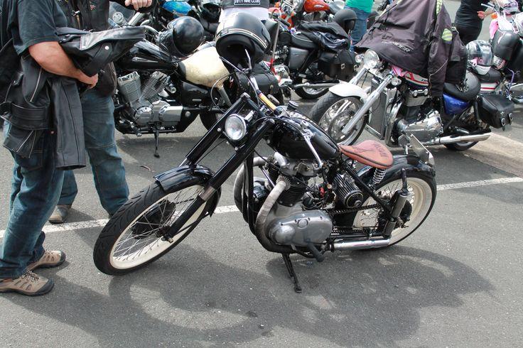 Bra's and Bikes