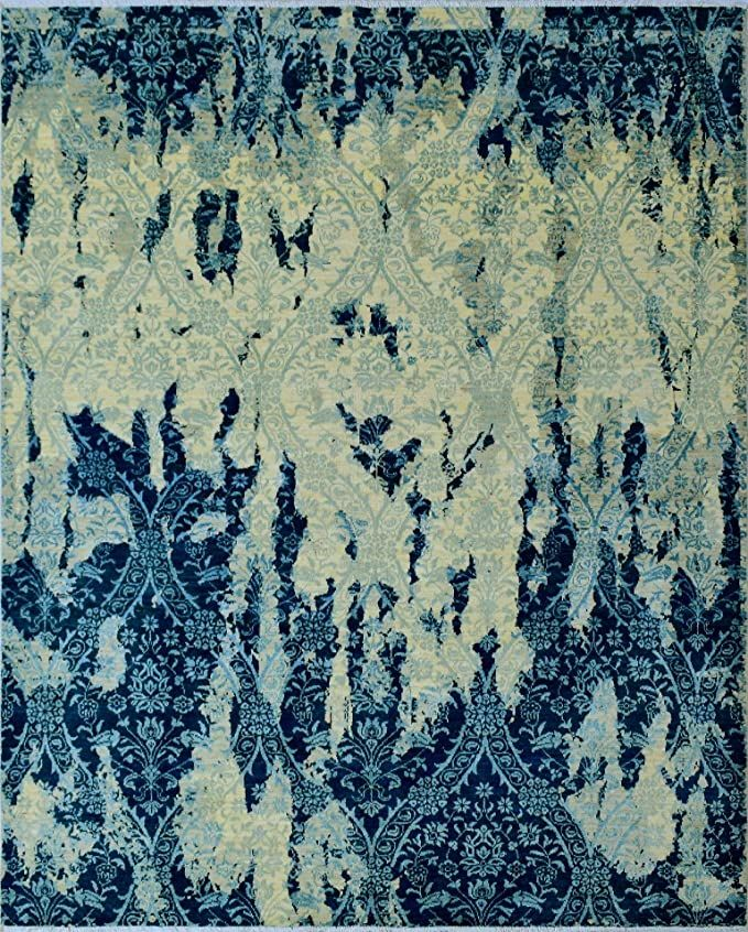 Noori Rug Aria Fine Chobi Phoebe Area Rug Blue In 2020 Rugs Noori Rug Colorful Rugs