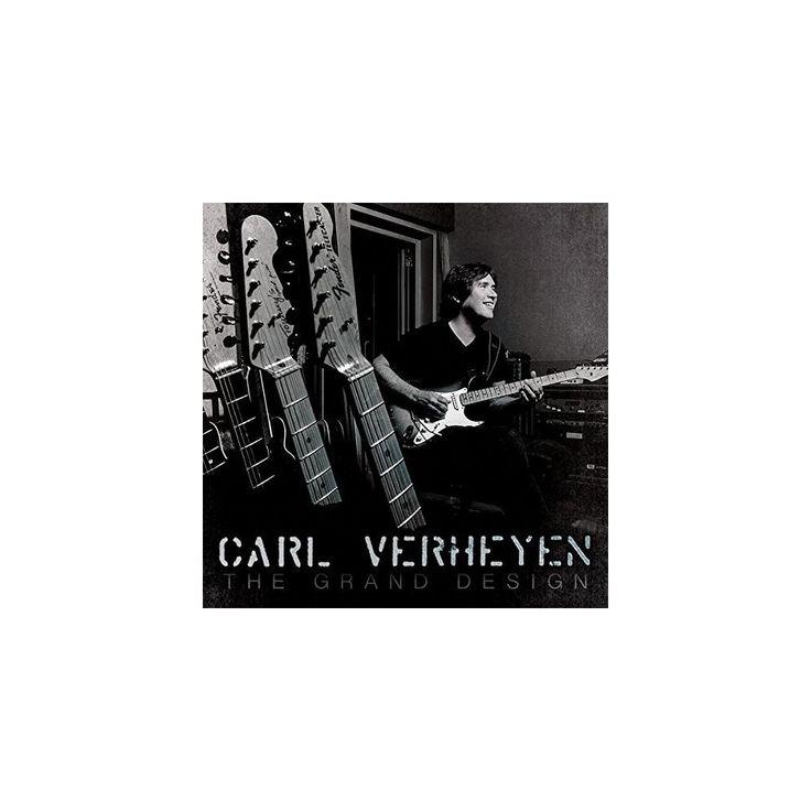 Carl Verheyen - Grand Design (CD)