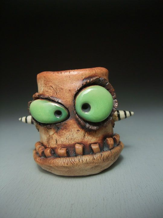21 Best Opa Potters Images On Pinterest Clay Monsters