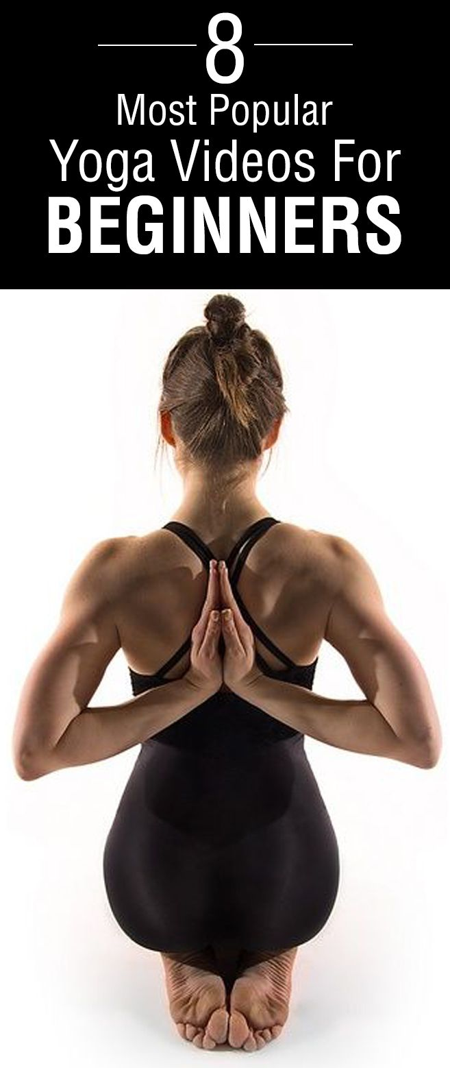 8 Most Popular Yoga Videos For Beginners