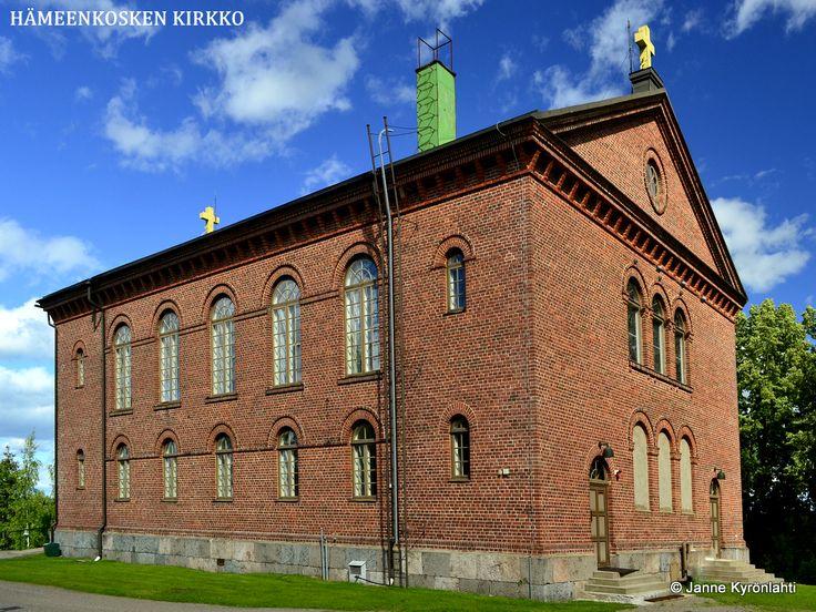 Hämeenkosken kirkko