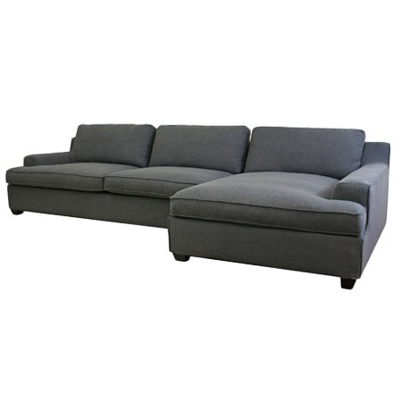 I pinned this Baxton Studio Kaspar Sectional Sofa from the Hillary Thomas event at Joss and Main!