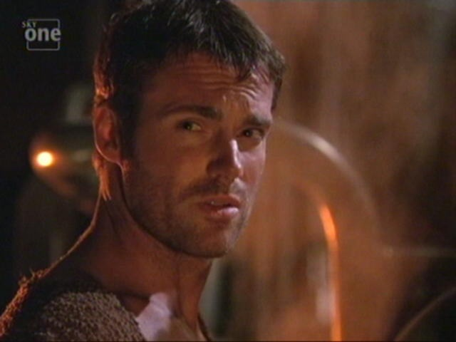 Michael Shanks as Daniel Jackson :)