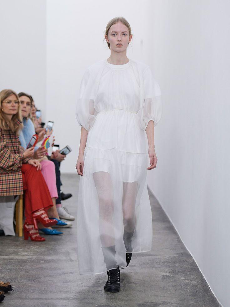 Cecilie Bahnsen Copenhagen Fall 2018 Fashion Show Collection