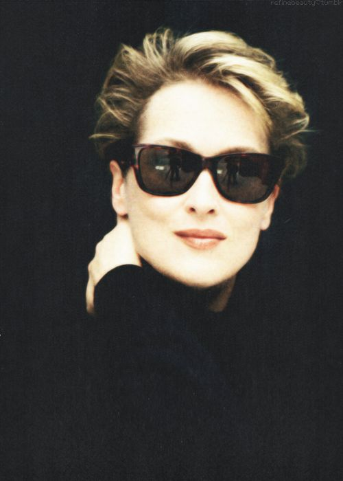 Meryl Streep, you're a goddess