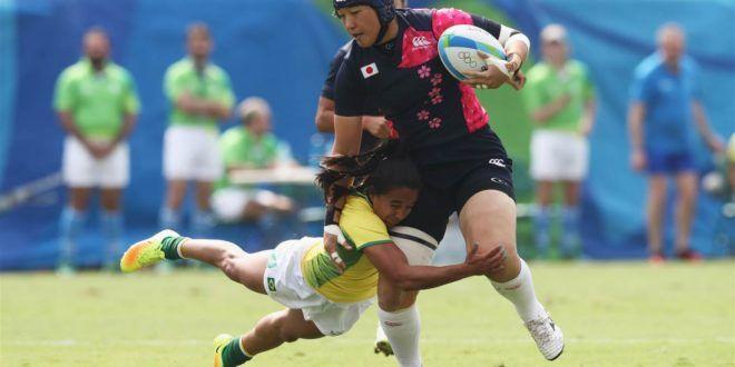 Brasil vence o Japão e termina em 9º lugar no rúgbi                                                                                                                                                     Mais