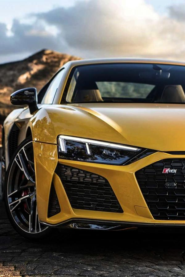 Pictures Audi R8 V10 Performance Quattro Vegas Yellow Autopromag Audi R8 V10 Audi R8 Sports Cars Luxury
