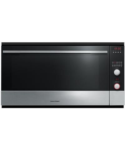 OB90S9MEPX2 - 90cm Nine Function Pyrolytic Built-in Oven - 80824