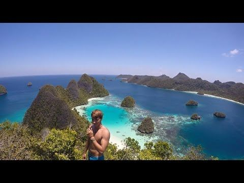Traveling to Paradise! Raja Ampat (Indonesia) - GoPro