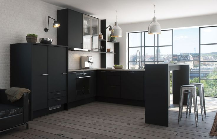 Modna kuchnia #kitchen #interiordesign #2016trends see more: dom-wnetrze.com