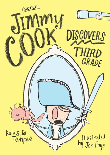 Read a free sample or buy Captain Jimmy Cook Discovers Third Grade by Kate Temple. You can read this book with iBooks on your iPhone, iPad, iPodtouch or Mac.