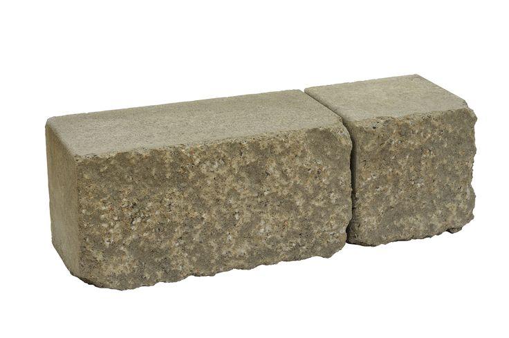 Antikko -muurikivi, harmaa antiikki http://www.rudus.fi/tuotteet/pihakivet-ja-maisematuotteet/betonimuurikivet/6347/antikko