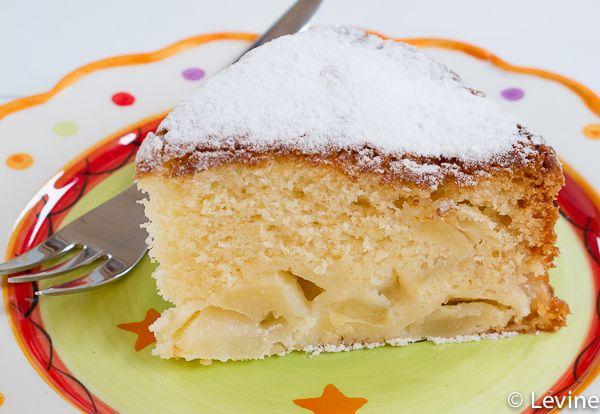 Uit de keuken van Levine: Appelcake