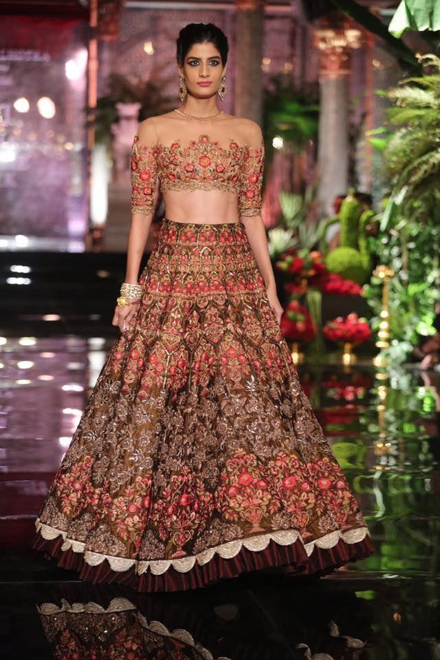 Manish Malhotra Dresses Collection at Lakme Fashion Week 2016 Lakme Fashion Week…