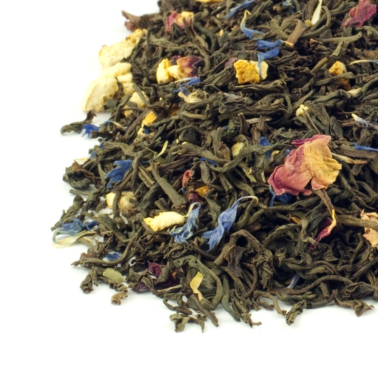 Jenier World Of Teas Duchess Earl Grey Tea