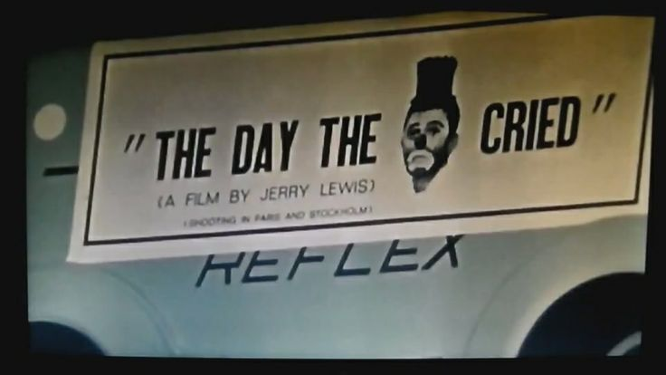 New Footage Emerges From Jerry Lewis' Unseen Clown Holocaust Movie