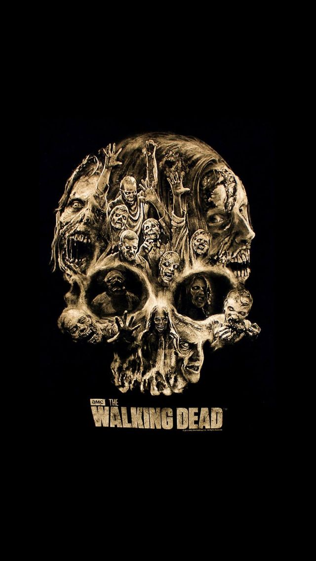 The Walking Dead -- thrilling...