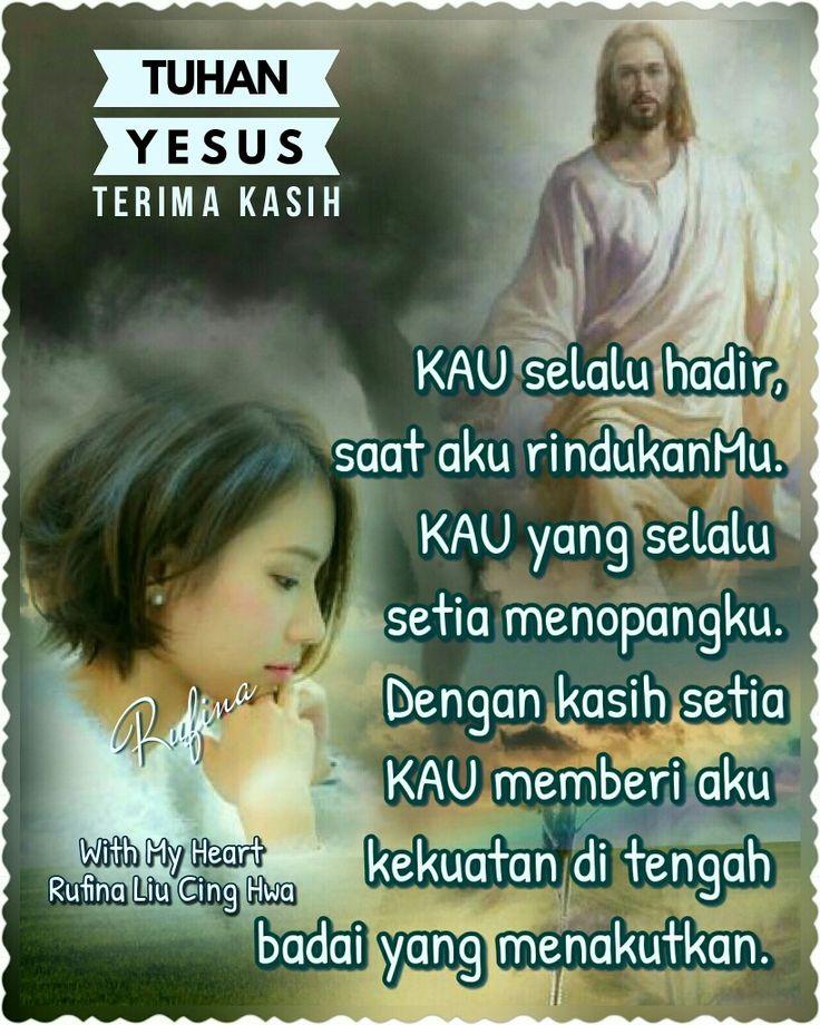 With My Heart ✨🌙... 🕇» •ღღ• Good Night •ღღ🕇• ~  Mazmur 54:4 (TB) (54-6) Sesungguhnya, Allah adalah penolongku; Tuhanlah yang menopang aku.