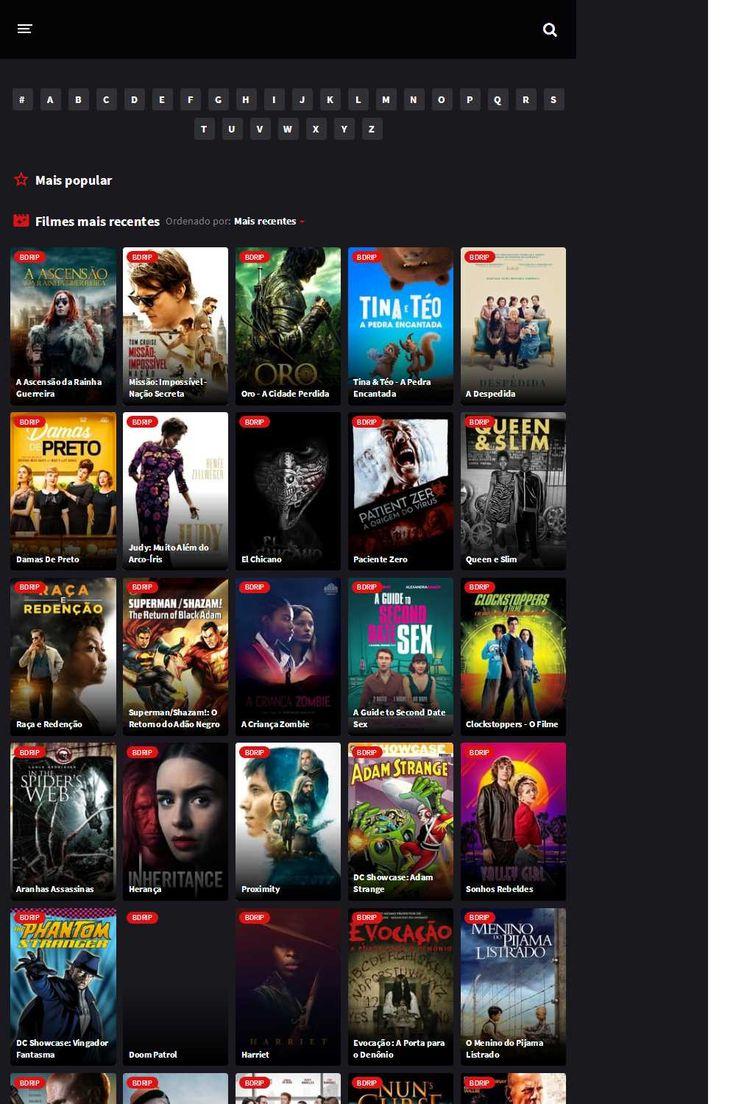Filmes Online X V 2020 G