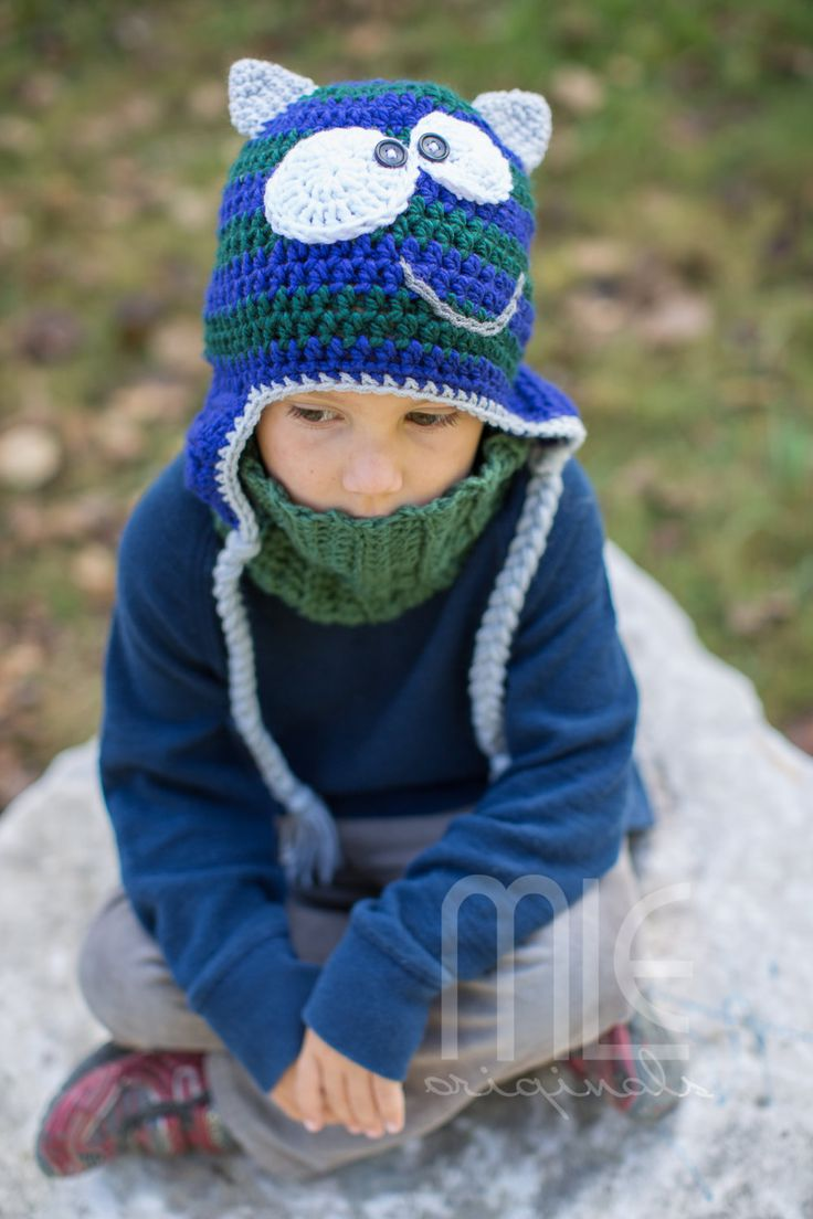 Crochet Monster Hat, Wacky Monster Hat, Blue and Green Monster, Knit Monster Hat, Crochet Monster Hat, Boys Handmade Hat, Baby Monster, Baby by MLEoriginalsCanada on Etsy