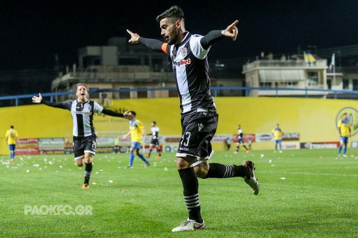 Επιστροφή στα γκολ για τον αρχηγό #Athanasiadis #Klaus #captain #goal #scorer #PANEPAOK #superleague #PAOK