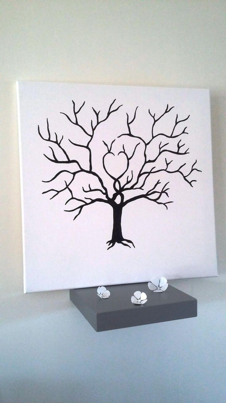 les 255 meilleures images propos de arbre empreinte sur pinterest livres d 39 invit s. Black Bedroom Furniture Sets. Home Design Ideas