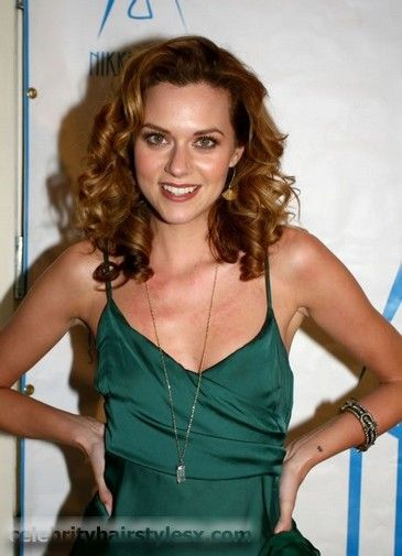 Kind of.  hillary burton hair | Hilarie Burton Hairstyle | 2012 | 2011 | Hairdo | Haircut | Hair Color
