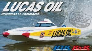Lucas Oil RC Boat