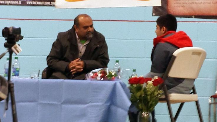 His Holiness Younus AlGohar Speaks in Toronto! | Kalki Avatar Foundation