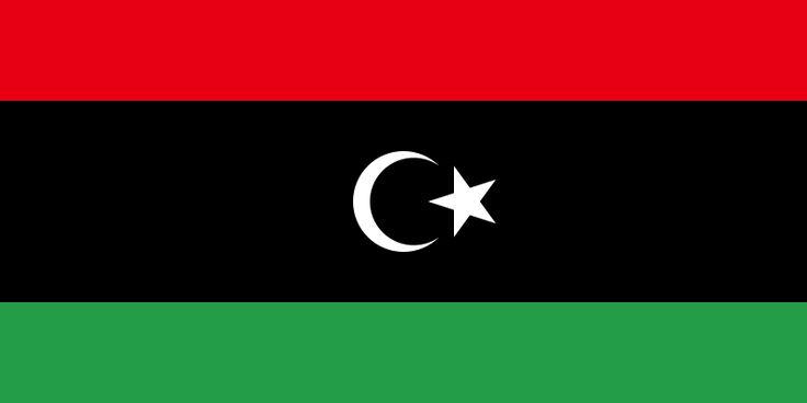 Fichier:Flag of Libya.svg