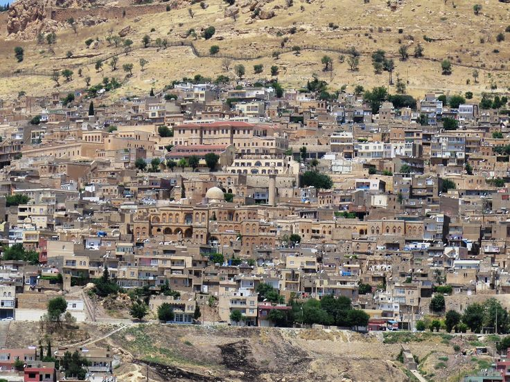 Honey coloured town of Mardin