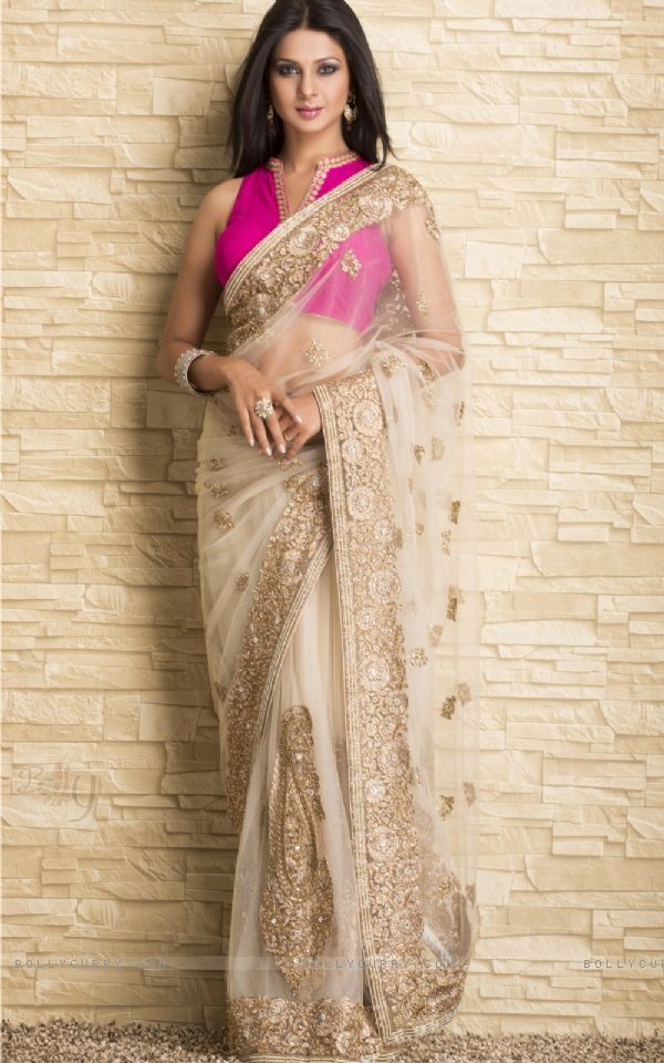 Love the saree