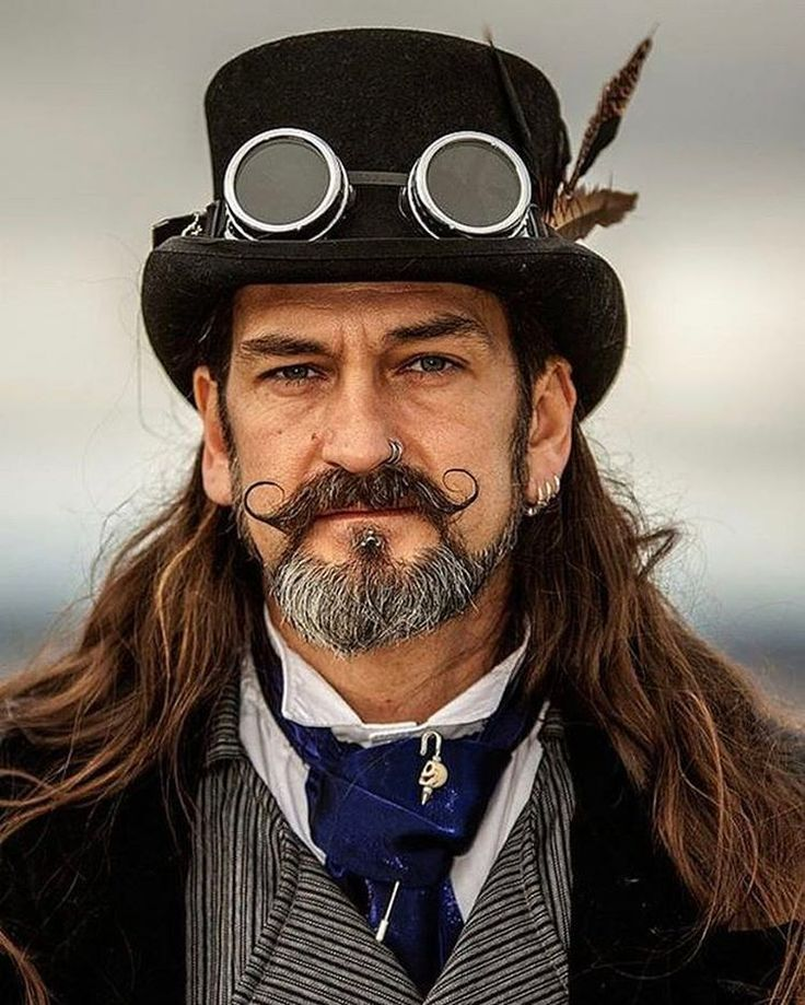 nice 50 Exceptional Handlebar Mustache Styles - How to Grow & Care