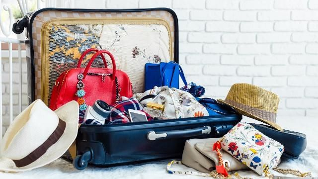 This useful video from Houdini Hacks contains 12 expert packing tips that will help you get everything you need for your holiday into the one suitcase.